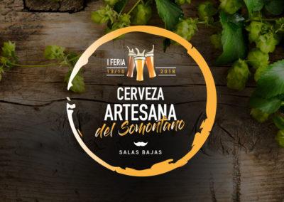 Logo Feria cerveza somontano portfolio 400x284