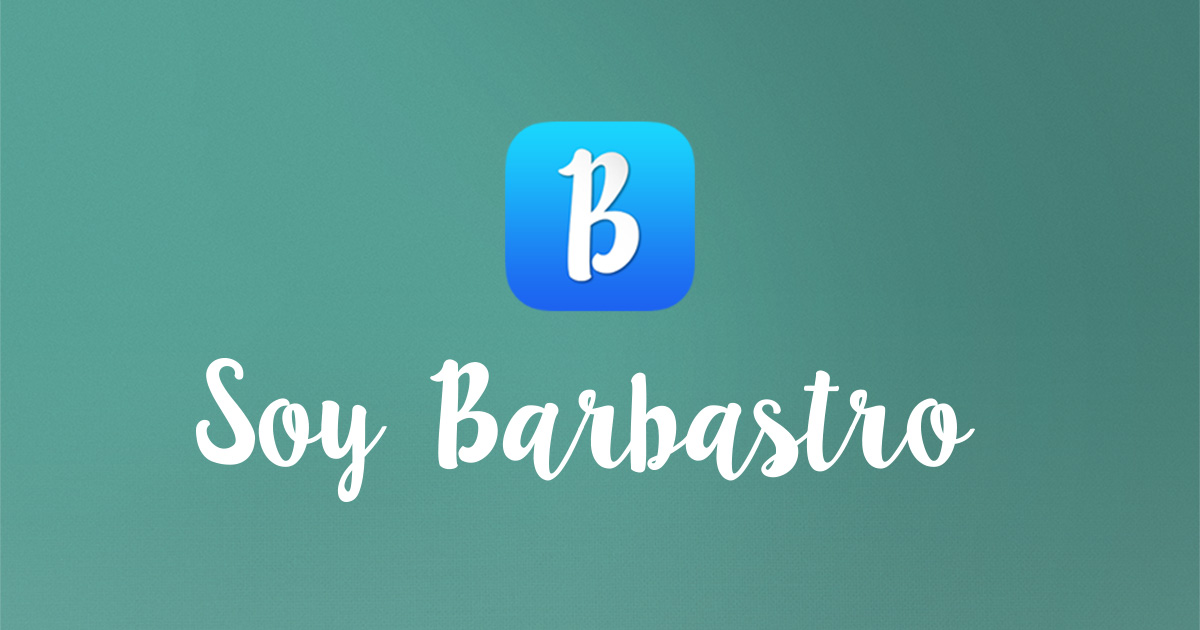 soy barbastro icon app