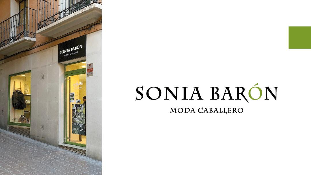 logotipo SONIA BARON