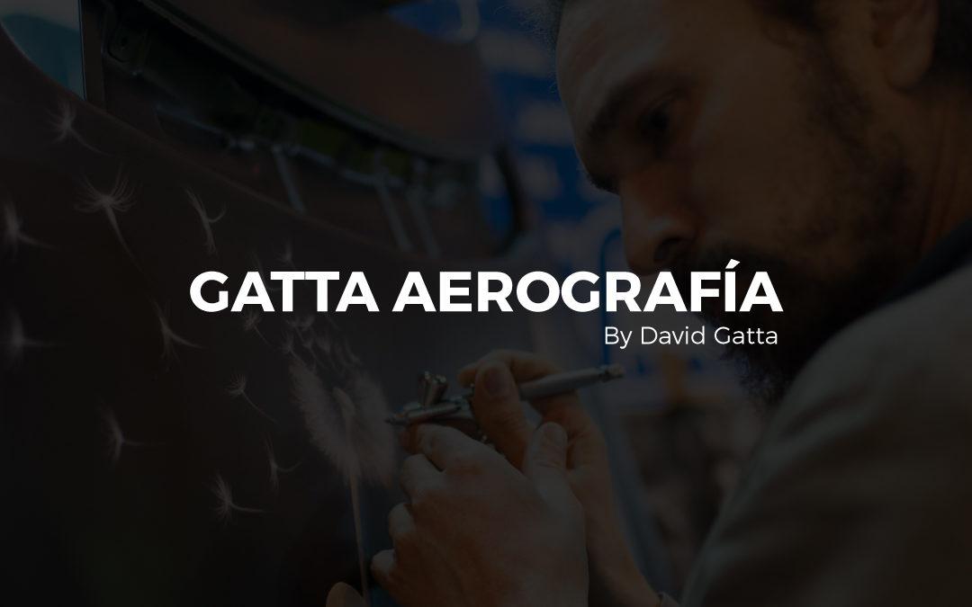 Gatta Aerografía