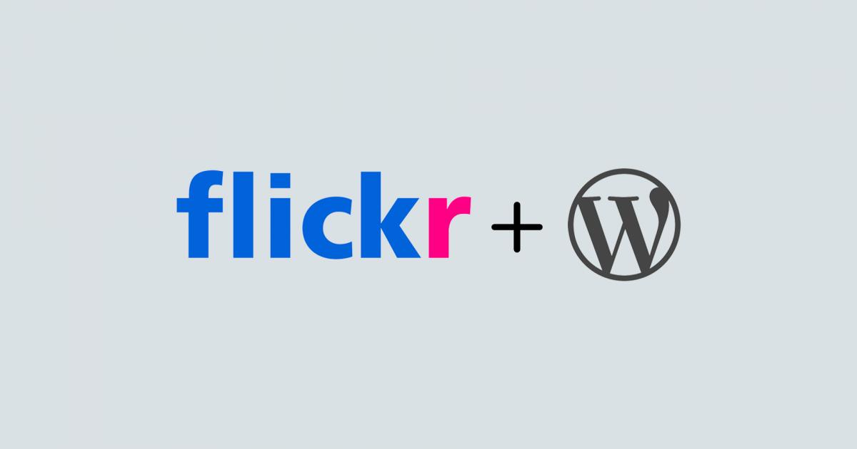 como-colocar-album-flickr-en-wordpress-